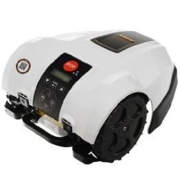 Alpina AR1 500 Mähroboter Ideal für Rasenflächen bis 500 m².Hochwertiger 25,2 V Bürstenmotor.Hohe Mähleistung pro Stunde.Kipp- & Überschlagschutz.Mit Regensensor. - 1
