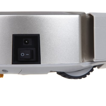 Anself AmTidy-A325 Multifunktions Intelligenter Roboter Staubsauger mit Sweep Vakuum Mop sterilisieren LCD Touch Screen Zeitplan selbst berechnen (Einfach die Süßigkeit des Lebens genießen!) - 6