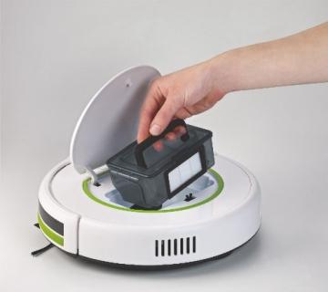 ariete 2711 briciola 25 watt roboter staubsauger. Black Bedroom Furniture Sets. Home Design Ideas
