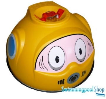 Automatischer Pool Bodensauger Magic Scuba Poolroboter - 2