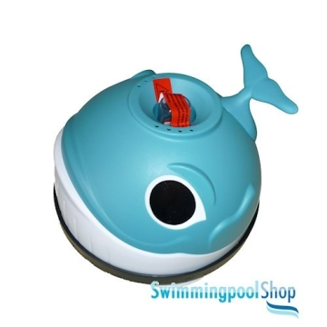 Automatischer Pool Bodensauger Magic Whaly Poolroboter - 1