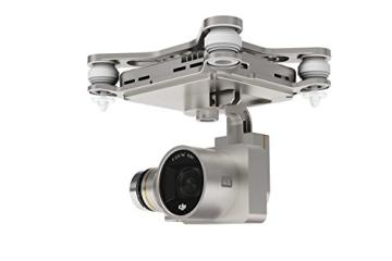 DJI Phantom 3 Professional UAV Aerial Quadrocopter Drohne mit Integrierter 4K Kamera und Gimbal zur Bildstabilisierung - Weiß/Gold - 3
