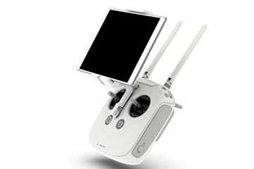 DJI Phantom 3 Professional UAV Aerial Quadrocopter Drohne mit Integrierter 4K Kamera und Gimbal zur Bildstabilisierung - Weiß/Gold - 4