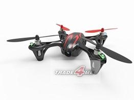 Drohne H107 C Hubsan X4 Mini Quadcopter Ufo mit Kamera! - 1