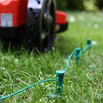 Garden Hero Vollautomatischer Roboter Rasenmäher Rasenmähroboter Mähroboter - 3