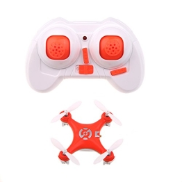 GoolRC CX-10 Mini 2.4G 4CH 6 Achse LED RC Quadcopter Flugzeug (orange) - 1