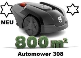 Husqvarna Automower 308 (granitgrau) - 1