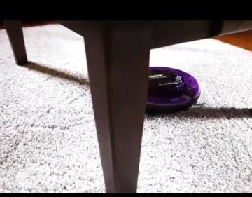 Intelligente Roboter zu fegen die superdünne gedämpften Reinigungskräfte für Haushalt Gebrauch-automatische nass wischen Maschine - 2