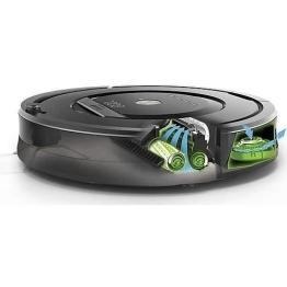 iRobot 880 Roomba AeroForce Reinigungssystem mit Gummi-Extraktoren - 1