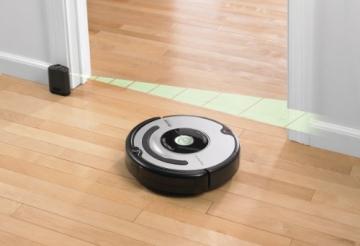 iRobot Roomba 564PET Staubsaug-Roboter /  Programmierfunktion  / 2 Automatische Wände - 4