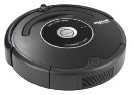 iRobot Roomba 581 Staubsaug-Roboter / Funkfernbedienung  / Programmierfunktion  /  Extra Bürtstenset / 3 Virtuelle Leuchttürme  / Testurteil GUT (Testmagazin 06/2010) - 1