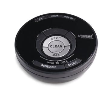 iRobot Roomba 581 Staubsaug-Roboter / Funkfernbedienung  / Programmierfunktion  /  Extra Bürtstenset / 3 Virtuelle Leuchttürme  / Testurteil GUT (Testmagazin 06/2010) - 2