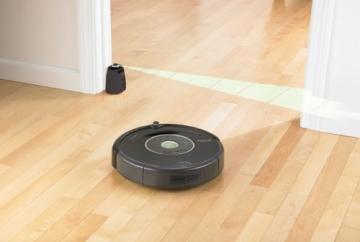 iRobot Roomba 581 Staubsaug-Roboter / Funkfernbedienung  / Programmierfunktion  /  Extra Bürtstenset / 3 Virtuelle Leuchttürme  / Testurteil GUT (Testmagazin 06/2010) - 5