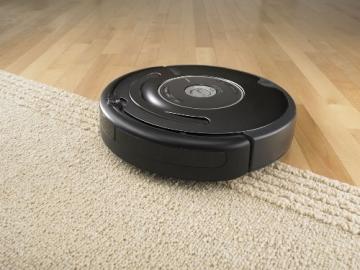 iRobot Roomba 581 Staubsaug-Roboter / Funkfernbedienung  / Programmierfunktion  /  Extra Bürtstenset / 3 Virtuelle Leuchttürme  / Testurteil GUT (Testmagazin 06/2010) - 7