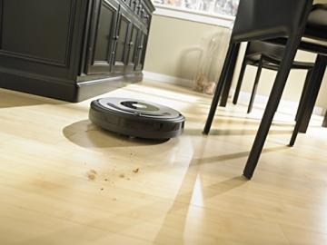 iRobot Roomba 615 Staubsaug-Roboter - 16