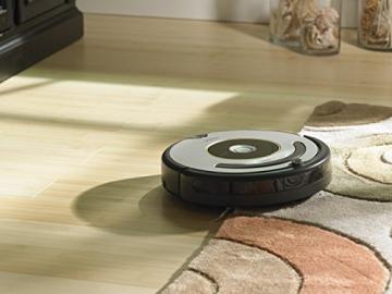 iRobot Roomba 615 Staubsaug-Roboter - 17
