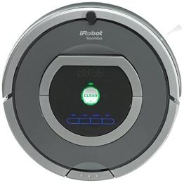 iRobot Roomba 782 Staubsaug-Roboter (30 Watt, XLife Akku, 7 Programmzeiten) grau - 1
