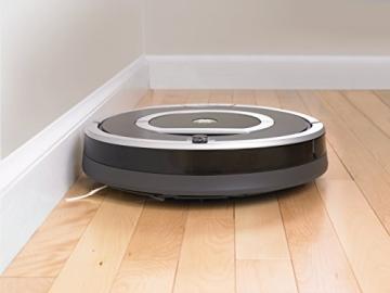 iRobot Roomba 782 Staubsaug-Roboter (30 Watt, XLife Akku, 7 Programmzeiten) grau - 10