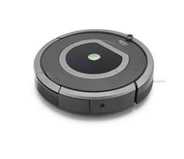 iRobot Roomba 782 Staubsaug-Roboter (30 Watt, XLife Akku, 7 Programmzeiten) grau - 3