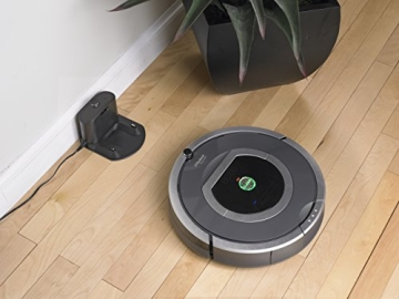 iRobot Roomba 782 Staubsaug-Roboter (30 Watt, XLife Akku, 7 Programmzeiten) grau - 4