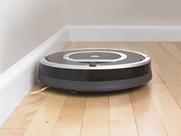iRobot Roomba 782 Staubsaug-Roboter (30 Watt, XLife Akku, 7 Programmzeiten) grau - 7