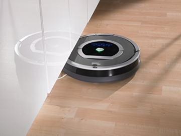 iRobot Roomba 782 Staubsaug-Roboter (30 Watt, XLife Akku, 7 Programmzeiten) grau - 8