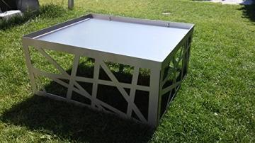 m hroboter garage carport edelstahl roboter f r haus und garten. Black Bedroom Furniture Sets. Home Design Ideas