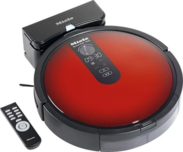 Miele Saugroboter Scout RX1 Red / Smart Navigation / Triple Cleaning System / Non-Stop Power / Timer / 4 Reinigungsmodi / Verbesserte Reinigungsleistung - 1