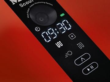 Miele Saugroboter Scout RX1 Red / Smart Navigation / Triple Cleaning System / Non-Stop Power / Timer / 4 Reinigungsmodi / Verbesserte Reinigungsleistung - 3
