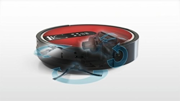 Miele Saugroboter Scout RX1 Red / Smart Navigation / Triple Cleaning System / Non-Stop Power / Timer / 4 Reinigungsmodi / Verbesserte Reinigungsleistung - 4