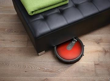Miele Saugroboter Scout RX1 Red / Smart Navigation / Triple Cleaning System / Non-Stop Power / Timer / 4 Reinigungsmodi / Verbesserte Reinigungsleistung - 5