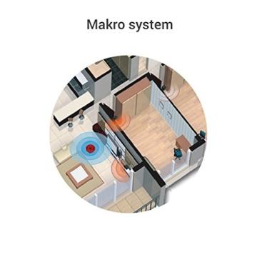 Moneual MR7700 Roboterstaubsauger, rot - 10