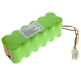 Batterie Akku Ni-MH für Agait e-clean EC01 Staubsaugroboter 14.4V 2800 mAh