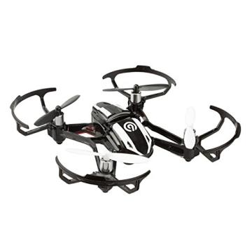 NINETEC Spyforce1 Mini HD Video Kamera Drohne Quadrocopter Ufo 2.0 MP 1280x720 - 1