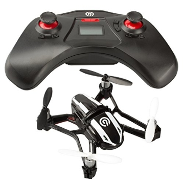 NINETEC Spyforce1 Mini HD Video Kamera Drohne Quadrocopter Ufo 2.0 MP 1280x720 - 7