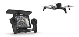 Parrot Bebop 2 Drohne weiß + Parrot Skycontroller schwarz - 1