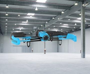 Parrot Bebop Drohne blau - 11