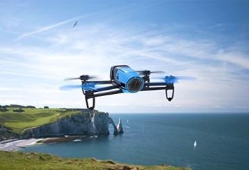 Parrot Bebop Drohne blau - 4