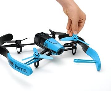 Parrot Bebop Drohne blau - 8