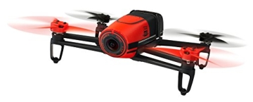 Parrot Bebop Drohne + Parrot Skycontroller rot - 2
