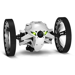 Parrot Jumping Sumo Minidrone (WiFi, Wide Angled Kamera) weiß - 1