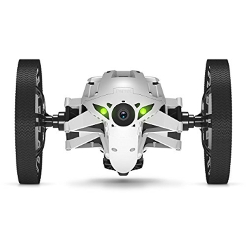 Parrot Jumping Sumo Minidrone (WiFi, Wide Angled Kamera) weiß - 2