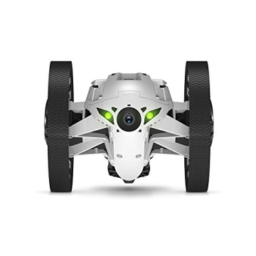 Parrot Jumping Sumo Minidrone (WiFi, Wide Angled Kamera) weiß - 3
