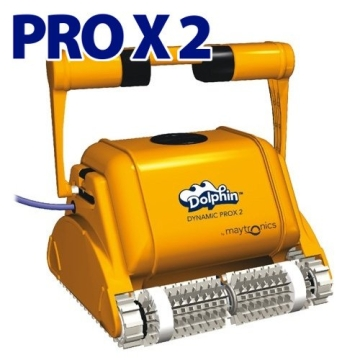 Pool Roboter Dolphin Dynamic Pro X2 - 1