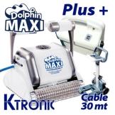 Pool Roboter dolphin maytronics Maxi Plus mit 30 Meter Kabel - 1