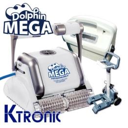 Pool Roboter dolphin maytronics Mega M- Line - 1
