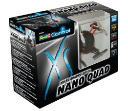 Revell Control 23971 - Mini Quadrocopter Nano, schwarz - 1