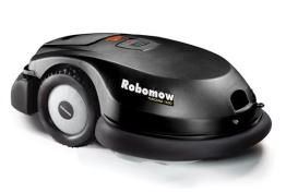 Robomow Tuscania 1500 Rasenmäh-Roboter inkl. Basisstation, schwarz - 1