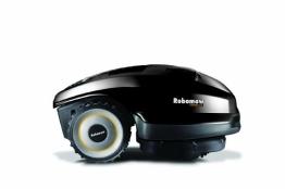 Robomow Tuscania 200 Rasenmäh-Roboter, schwarz - 1