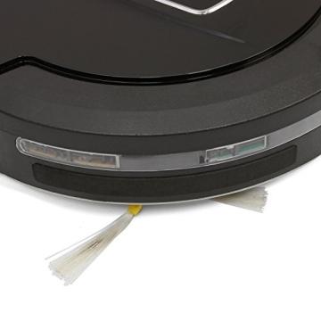 Roboter Staubsauger UV Sterilisator Smart- Mop Automatische Fernsteuerung Dual Brush - 7